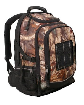 Solar Backpack from The Eclipse Solar Gear