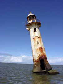 Farol do Cabeo - Foz do Velho Chico