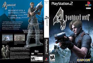 Download - Resident Evil 4 | PS2