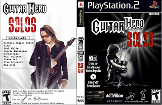 Download Guitar Hero 3: Guitar Solos | NTSC | Ps2