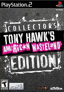 Baixar Tony Hawks American Wasteland Collectors Edition   PS2 NTSC
