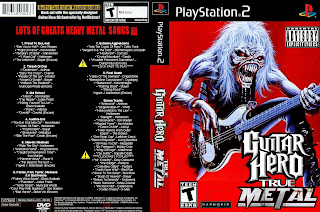 Download Guitar Hero: True Metal | PS2 | NTSC