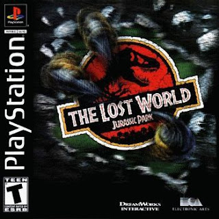 capa The Lost World: Jurassic Park | PS1 | NTSC