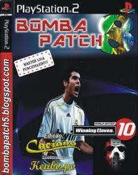 Download: Winning Eleven: Bomba Patch 8 - PS2 - NTSC