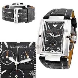Купить швейцарские часы, купить копию швейцарских часов, часы Emporio Armani