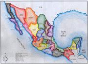 Mapa Mexico. Mexico_885.4088. Mexico_885.4088