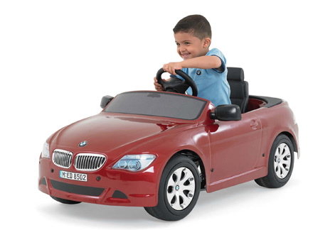 car images for kids.  of those electric cars for kids. No parents, no siblings, no adults,