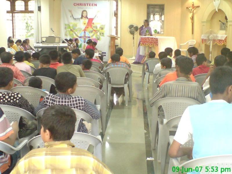 tabor ashram mumbai