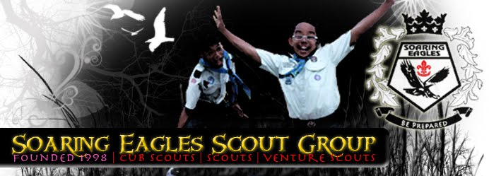 SOARING EAGLES SCOUT GROUP