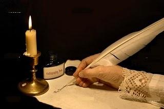 Quem escreve ama aquele que vai ler