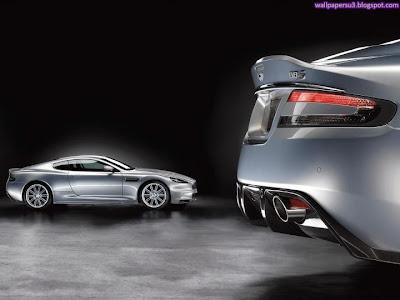 Aston Martin DBS wallpaper 2