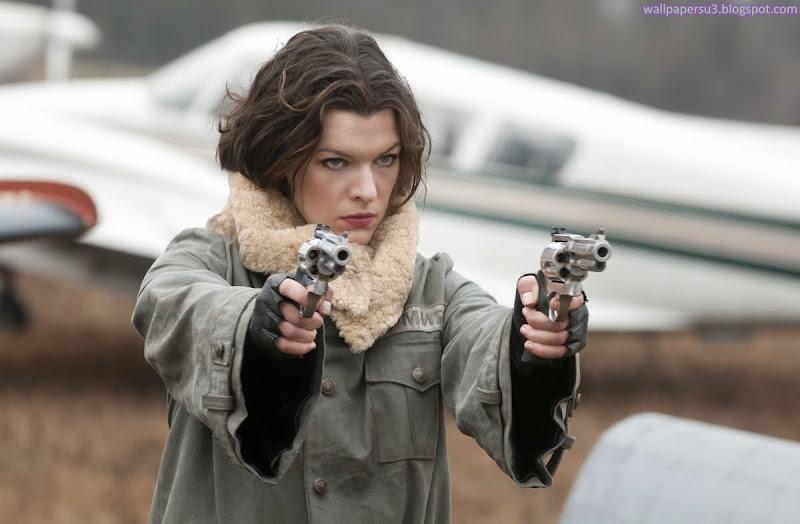 2010 Resident Evil After Life Widescreen wallpaper 9