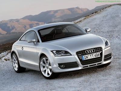 Audi TT Standard Resolution wallpaper 7