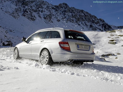 Mercedes Benz C Class Standard Resolution wallpaper 5