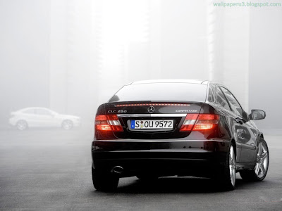 Mercedes Benz C Class Standard Resolution wallpaper 19