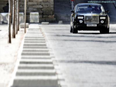 Rolls Royce Phantom Standard Resolution Wallpaper 6