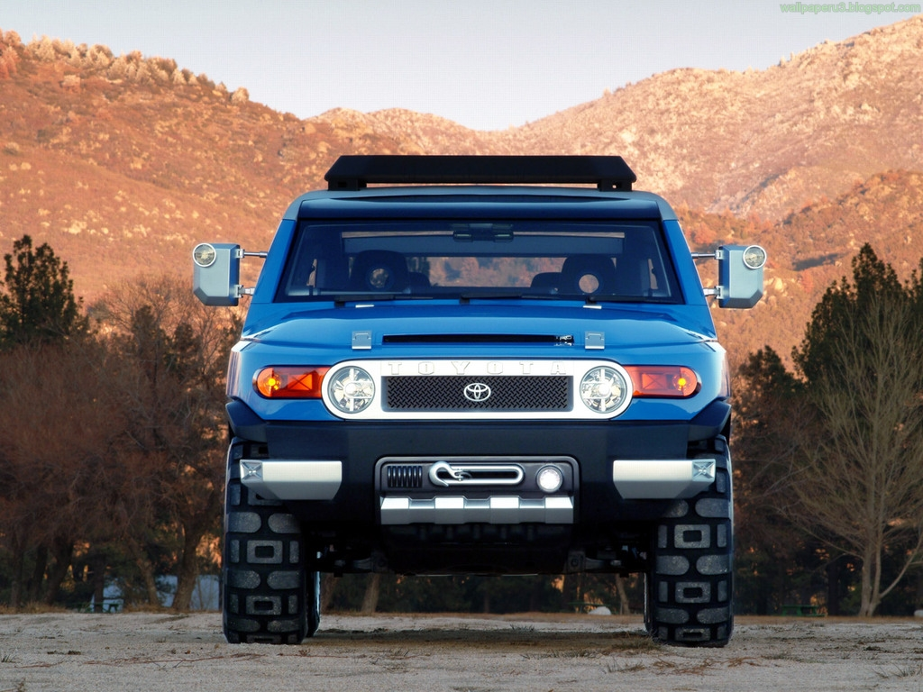 animalwallpaperhome Toyota FJ Cruiser Wallpapers