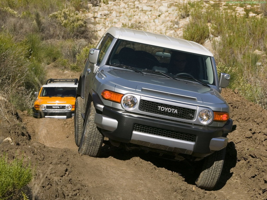 Toyota FJ Cruiser Wallpapers  Wallpaper World