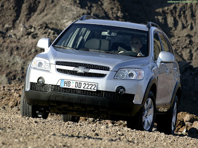 Chevrolet Captiva Standard Resolution wallpaper 4