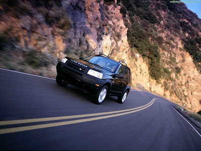 Land Rover Freelander Standard Resolution Wallpaper 11