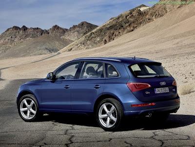 Audi Q5 wallpaper 5