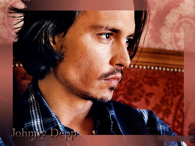 Johny Depp Standard Resolution Wallpaper 6