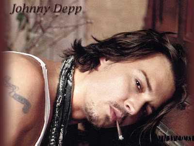 Johny Depp Standard Resolution Wallpaper 2