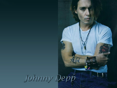 Johny Depp Standard Resolution Wallpaper 5