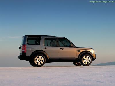 Land Rover LR3 Standard Resolution Wallpaper 9