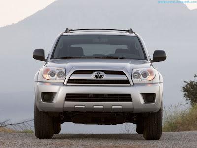 Toyota 4runner Standard Resolution Wallpaper 11