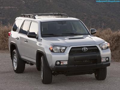 Toyota 4runner Standard Resolution Wallpaper 4