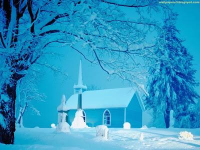Winter Season Standard Resolution Wallpaper 18