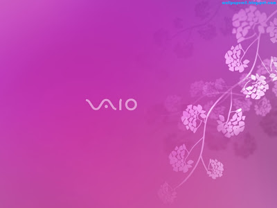 Sony Vaio Standard Resolution Wallpaper 20