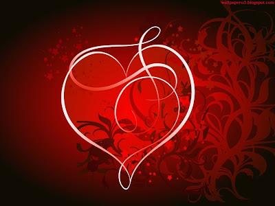 Valentine Day Standard Resolution Wallpaper 1
