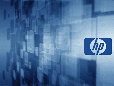 HP Standard Resolution Wallpaper