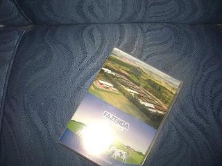Brinde Gratis DVD  'Leite da Fazenda Bela Vista'