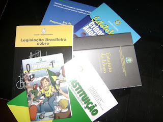Brinde Gratis Livros sobre Leis Brasileiras