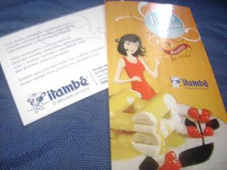 Brinde Gratis receitas Itambé