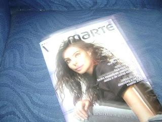 Brinde Gratis Revista Via Marte