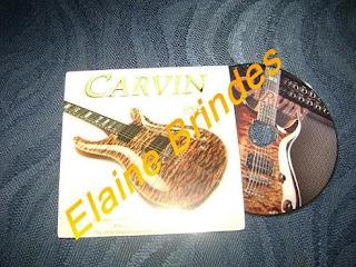 Brinde Gratis DVD Carvin