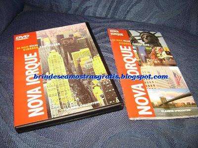 Brinde Gratis Livreto e DVD Planeta D'Agostini