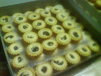 Blueberry Cheesetart