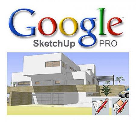 Download Google SketchUp Pro 8.0.8411