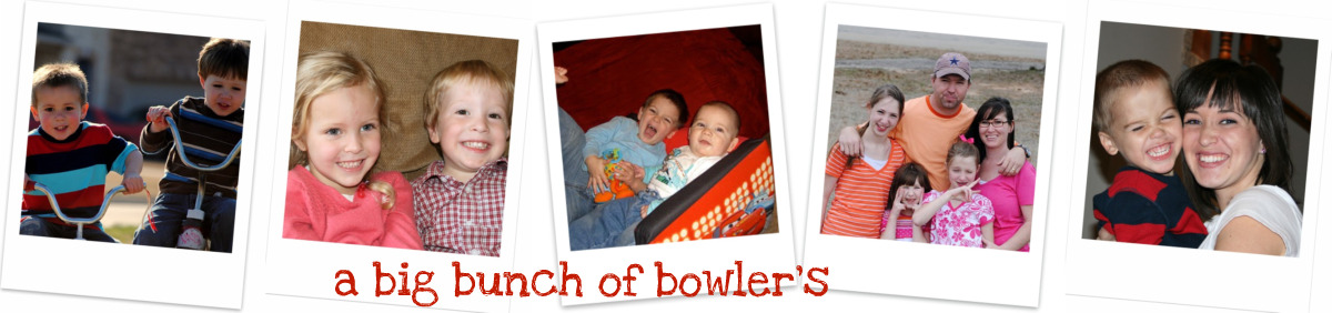 A Big Bunch of Bowlers