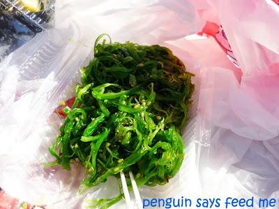 Seaweed Salad Whole Foods