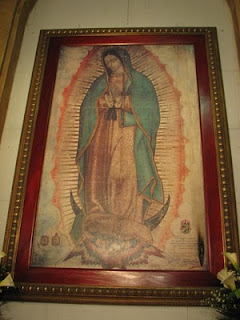 Our Lady of Guadalupe in Manila