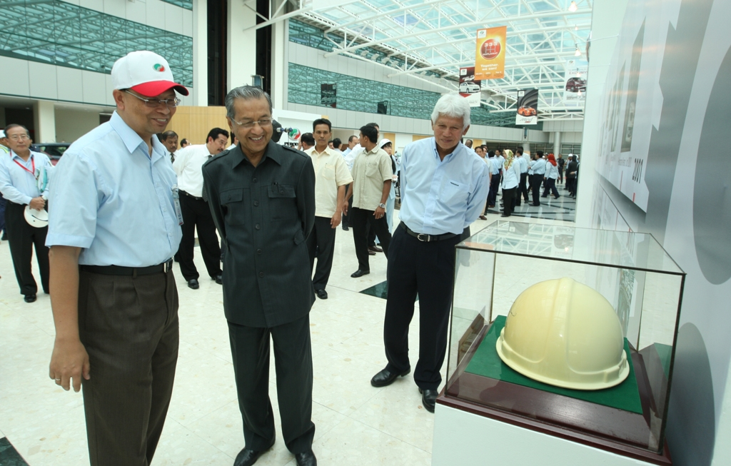 perodua alza exclusive. the formation of Perodua,