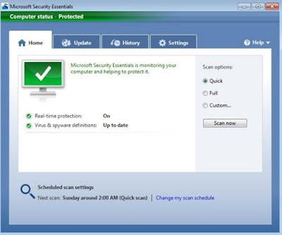 morro antivirüs programı