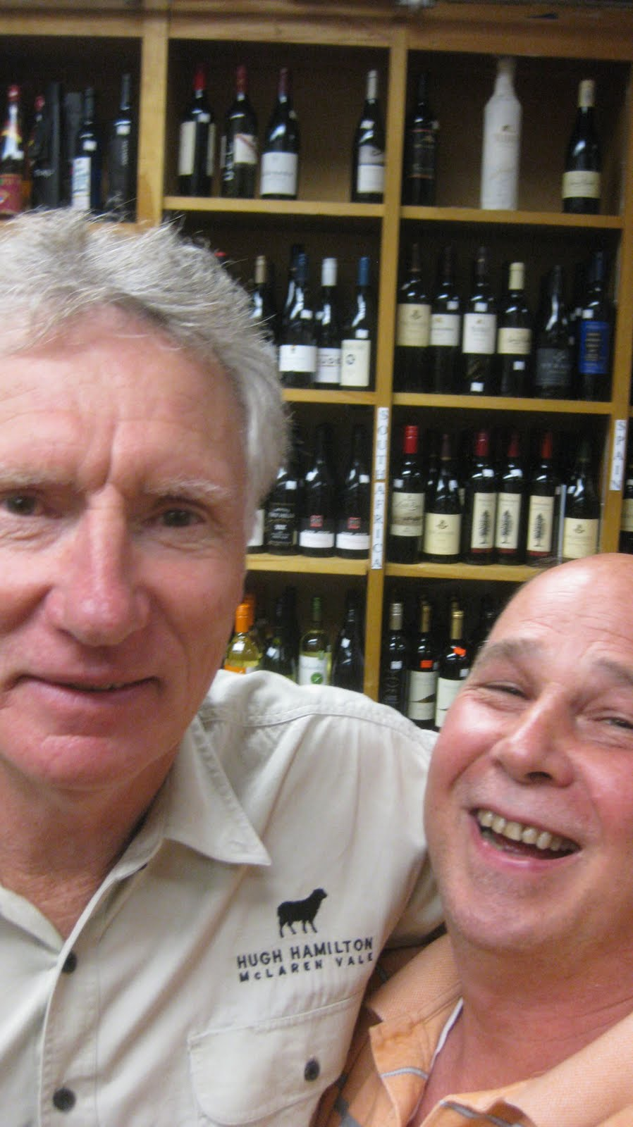 Chat Wine Hugh Hamilton Owner Amp Winemaker Extraordinaire