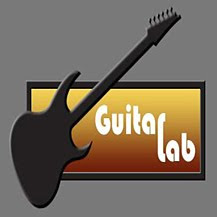 Click on the Guitar Lab logo to visit my site!